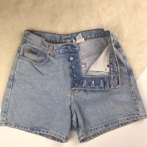 Vintage Calvin Klein Denim Shorts